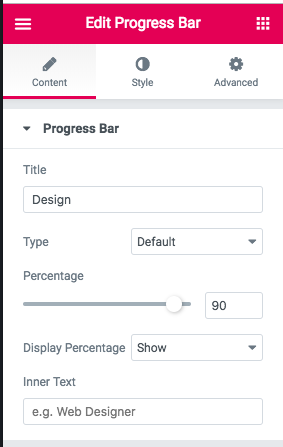 Progress bar - counter - Sydney Pro - aThemes Forums